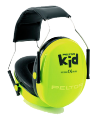 Peltor Kid Earprotech