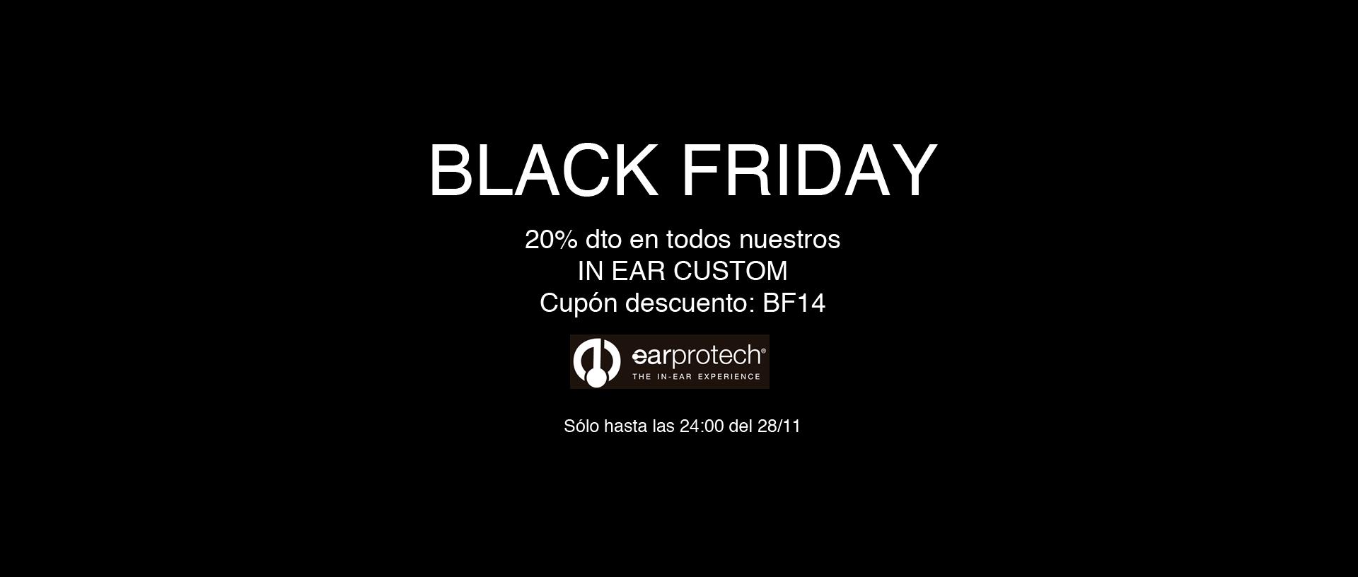 Black Friday Earprotech
